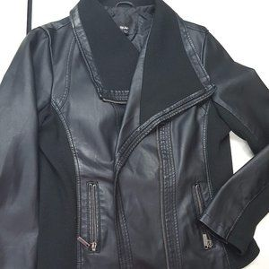 Mossimo faux-leather jacket